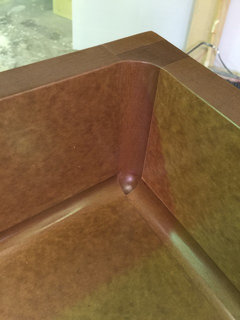 solid surface cabinets
