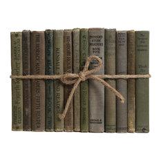 Antique Books, Children's Readers, 13-Piece Set
