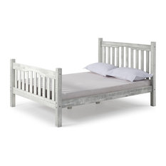 Mission Full Bed, Rustic Gray