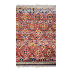 Uttermost Balgha Red 6'x9' Rug