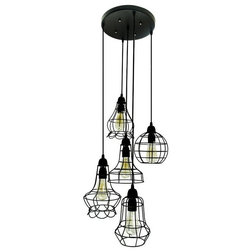 Awesome Industrial Chandeliers by HIGHLIGHT USA LLC