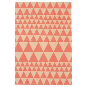 Onix ON07 Triangles Flame Rug, 160x230 cm