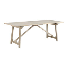 1st Avenue - Cadogan Solid Oak Folding Dining Table - Dining Tables