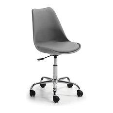 chaise de bureau moderne - Chaise De Bureau Grise