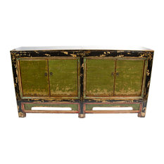 Consigned Green Sideboard
