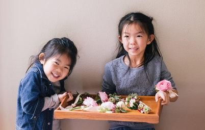 DIY : Fabriquez de jolis bouquets de Saint-Valentin avec vos enfants