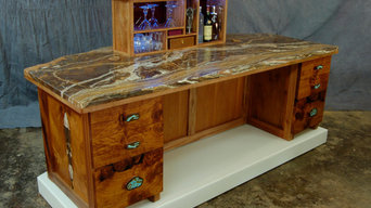 """Raising the Bar"" Desk"