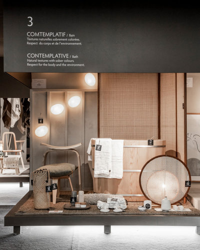 Maison&Objet 2020 : What's New exhibit, Care display. Photo by Aethion
