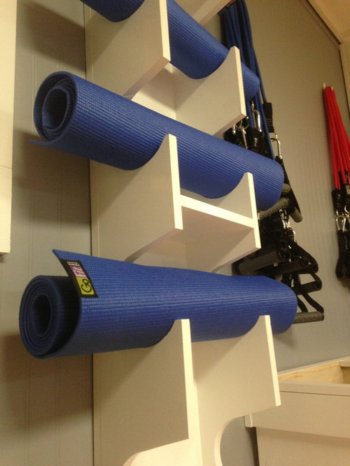 Home Gym Storage Houzz
