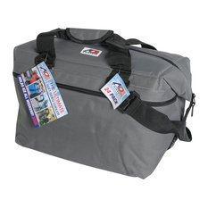 24-Pack Canvas Cooler, Charcoal