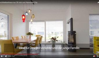 Architektenhaus nur 30 Autominuten von Hannover City