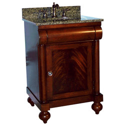 Traditional Bathroom Vanities And Sink Consoles by Kaco international, Inc.