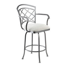 Athens Counter Height Swivel Barstool