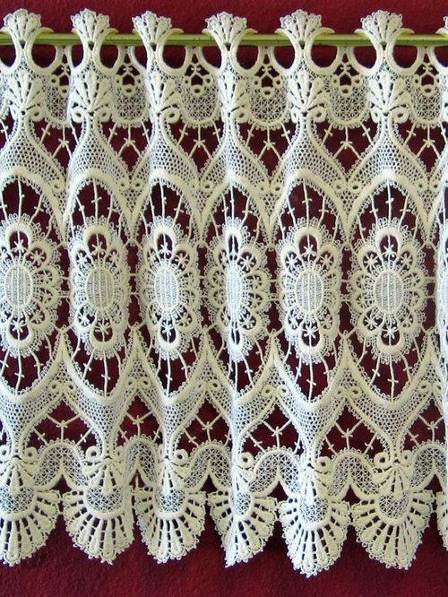 macrame ring lace