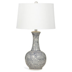 Mediterranean Table Lamps by HedgeApple