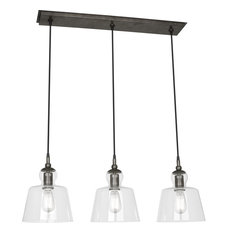 "Robert Abbey Albert Linear Pendant Albert 33"" Linear Pendant"