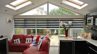 Day and Night Blinds Conservatory