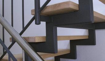 Zweiholmtreppe