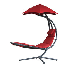 The Original Dream Chair, Cherry Red