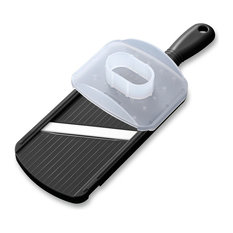 Kyocera Ceramic Slicer With Handguard, Black