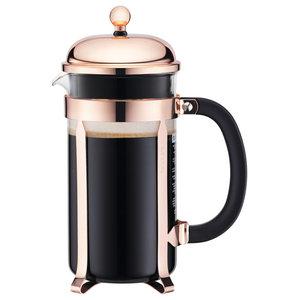 Bodum Chambord Classic Coffee Maker, Copper
