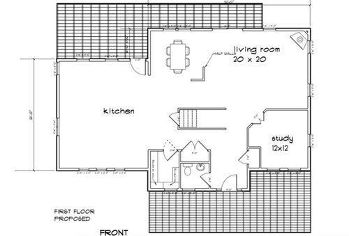 Kitchen Layout Suggestions