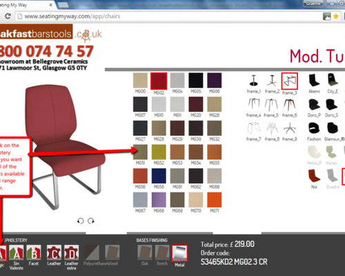 Bon How To Design Your Own Chair   Dining Chairs