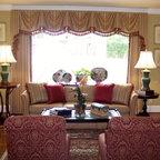 Klassisches, Formelles Wohnzimmer   American Style