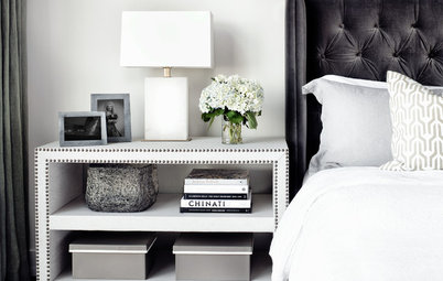 Styla nattduksbordet: Så blir det sovrummets lyxigaste blickfång