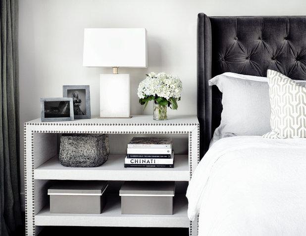コンテンポラリー 寝室 Contemporary Bedroom