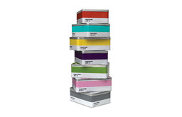 Pantone Metal Storage Boxes