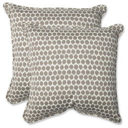 Transitional Outdoor Cushions And Pillows by Pillow Perfect Inc