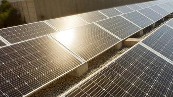 Fotovoltaica de autoconsumo techo plano en Xirivella