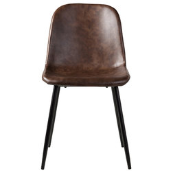 Industrial Dining Chairs by The Khazana Home Austin Furniture Store
