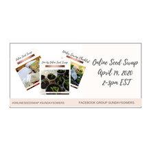 Free Seed Swaps Sunday Sowers