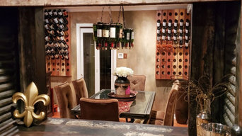 Dining Room/Standing Wine Cellar