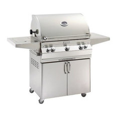 A660S-5EAP-62 Analog Style Stand Alone Grill, Liquid Propane