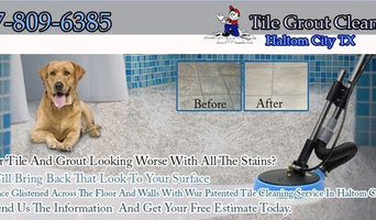 Tile Grout Cleaning Haltom City TX