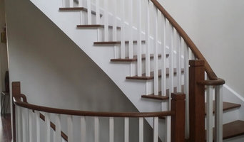 custom stairs and railings Burlington