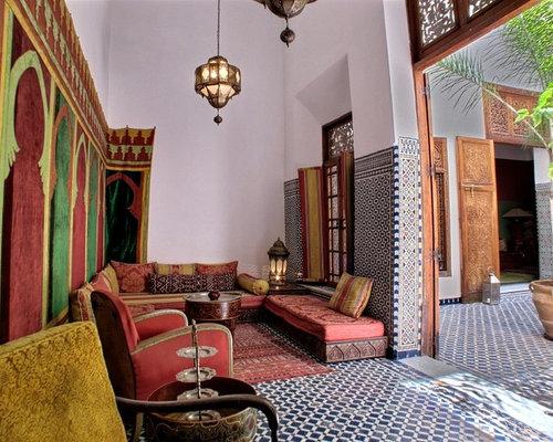 Maison d 39 h tes au maroc am nagement et decoration interieure Decorations interieures maison