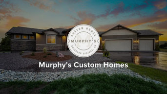 Company Highlight Video by Murphy's Custom Homes