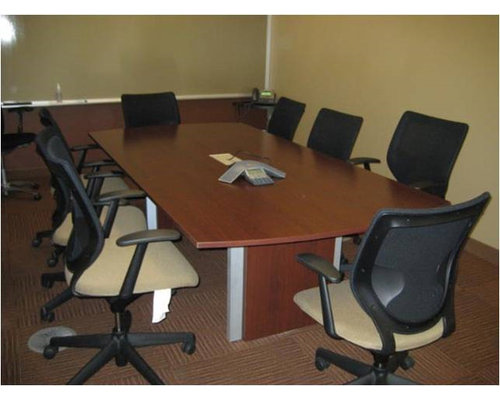 Simple Conference Table By Nevers Industries   Desk Accessories
