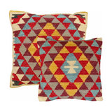 Palace Punja Kilim Cushion 45cm - Cover Only