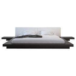 Modern Platform Beds by Inmod