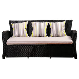 Tropical Outdoor Sofas by International Home Miami Corp