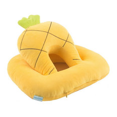Office Lumbar Support Pillow Travel Pillow Napping Camping Cushion Pineapple