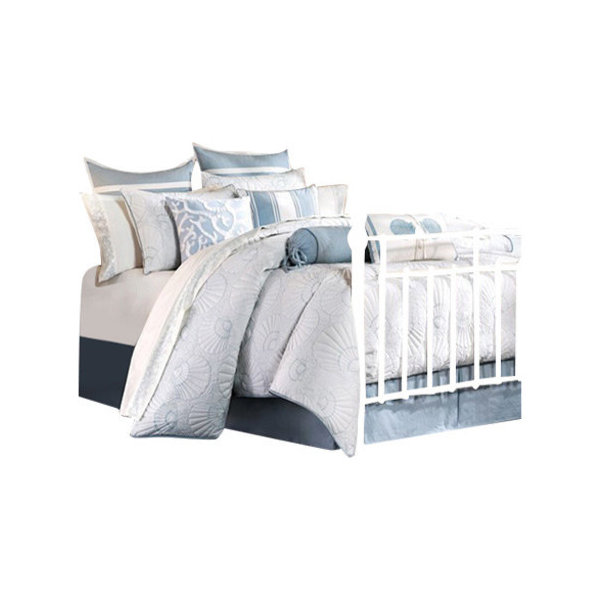Madison Park Quilted Comforter Set, King