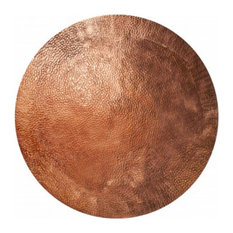 copper coffee tables   houzz