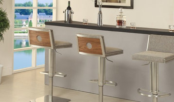 Up to 40% Off Bar Stools With Free Shipping