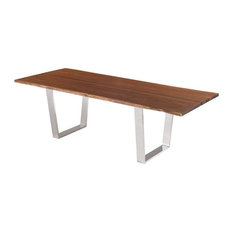 Mandisa Dining Table Seared 96-inch